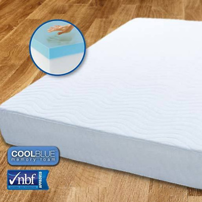Orthopedic Cool Blue Memory Foam Mattress Orthopedic Foam Single Double Kingsize