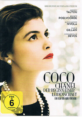 """Coco Chanel"", Top DVD"