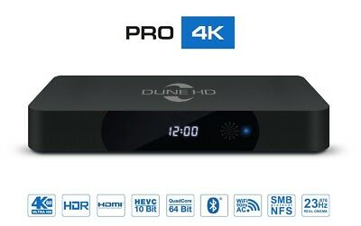 DUNE HD PRO 4K Media Player (Demo Used Opened Box) - EUR 229