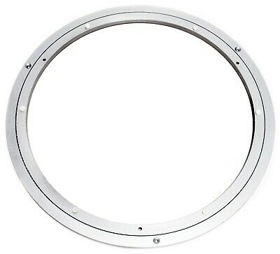 "18"" Inch 457Mm Lazy Susan Rotating Aluminium Turntable Bearing Round Ring- Uk"