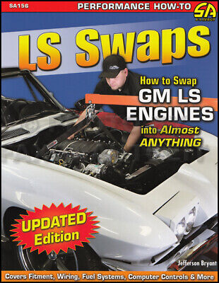 How to Swap Chevy LS1 LS3 LS6 LS7 Engine into anything Chevrolet GMC Vortec