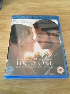 The Lucky One (Blu-Ray) New Sealed. Freepost In Uk. Zac Efron.