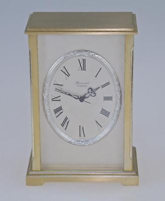 Baronet of London Brass Cased Carriage Clock High Quality