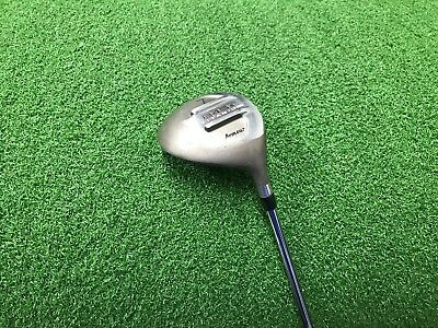 NICE Tommy Armour Golf 845s TITANIUM Fairway 7 WOOD Right RH Steel REGULAR Used