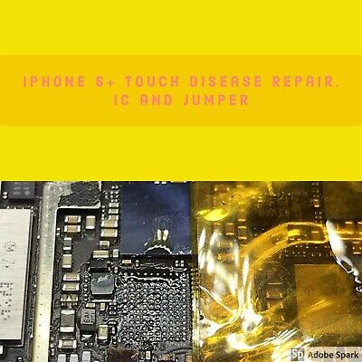 iPhone 6/6 Plus Touch Disease - IC Repair Service (With M1 Jumper ) 100% FIX!!
