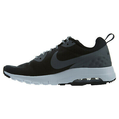 addc6b22a17 Nike Air Max Motion LW SE Womens Black Grey Running Shoes 844895-011 -