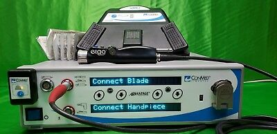 Conmed D3000 Advantage Console,D4240 Ergo Hande piece with wireless Foot switch