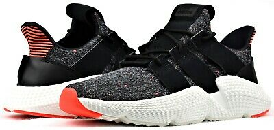 NEW ADIDAS PROPHERE - Men s Shoes CQ3022 Sneakers Black Solar Red White 2a5a8d71c
