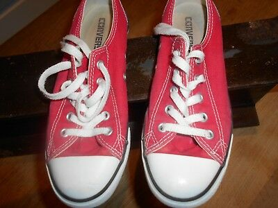 differently 73d8c c71b6 Classiques Converse Rouge T 37 Be A 10€ Ach Imm Fp Red Mond Relay A