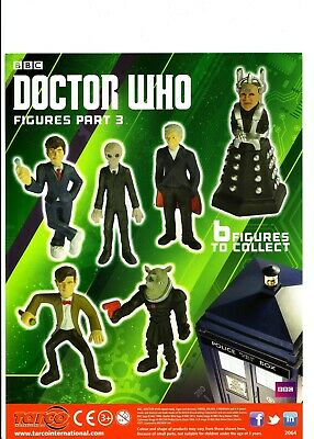 DOCTOR WHO 45mm VENDING capsules 100 PCS