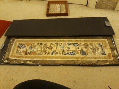 Maybe Ancient Chinese Silk sleeve Bands or tapestry