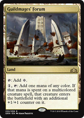 MTG - Guildmages' Forum - Guilds of Ravnica GRN - [4x] - NM - [x4] - English