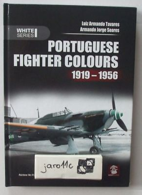Portuguese Fighter Colours 1919-1956 - Hardcover ENGLISH!