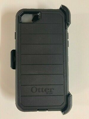 Otterbox Defender Series Pro Case for Apple iPhone 7 iPhone 8 with Holster Black