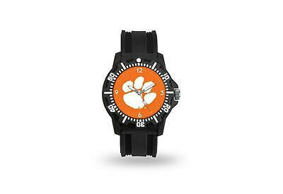 Clemson Tigers Watch Men's Model 3 Style with Black Band