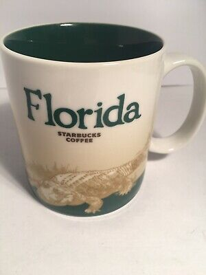 Icon Florida Series Mug Global Starbucks Collector Coffee Oz 16 345AjRcqL