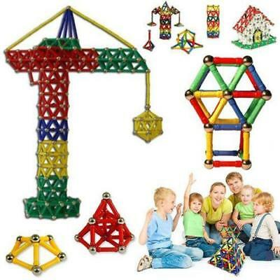 103pcs Pop Magnetic Toy Building Blocks Set 3D Tiles DIY Toys Great Gift For Kid