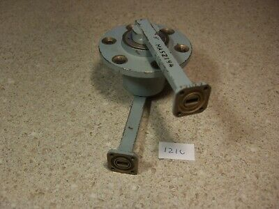 MA52194 R Band Waveguide Rotary Joint - Used