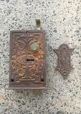 Cast Iron Door Lock