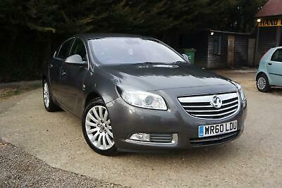 VAUXHALL INSIGNIA 2.0 CDTi 160 Elite Nav Grey Manual Diesel, 2011
