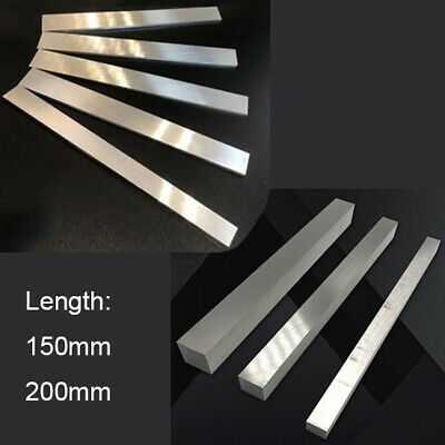HSS Steel Square Flat Bar Stirp 2mm x 6mm To 5mm x 20mm Mould  150mm 200mm Long