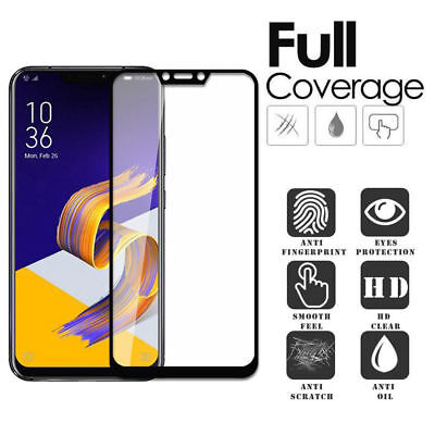 Full Cover Tempered Glass Screen Protector For ASUS Zenfone 5 ZE620KL/5z ZS620KL