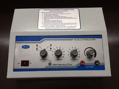 New Professional Home use channel Electrotherapy Pulse Massager Machine HJF