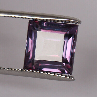 11.40 Ct Certified Natural Color Change In Sunlight Alexandrite Loose Gemstone