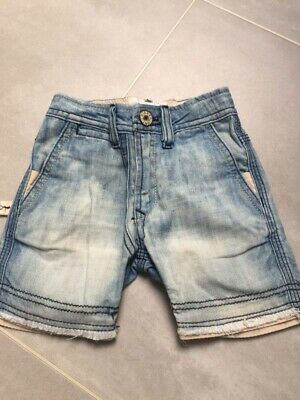 dcc5710bc5 USED BOYS DIESEL Denim shorts size 14 year old - $51.03 | PicClick