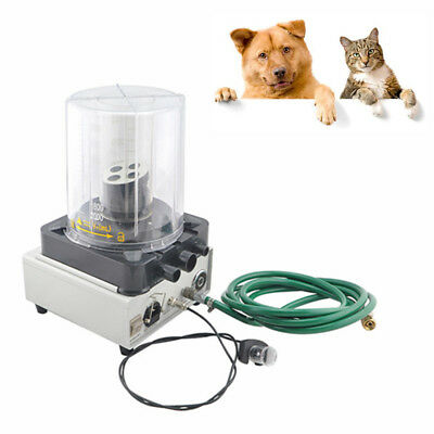 CE LED Veterinary Anesthesia Ventilator Pneumatic Driving Electronic Controlled