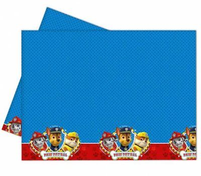 Paw Patrol Tablecloth Plastic Partydecke Cover Children's Blanket