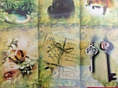Oracle Lenormand Fortune Telling New. Author's Edition 36 cards оракул Ленорман
