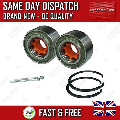MQ Front Wheel Bearing Kit Pair for MITSUBISHI COLT from 1999 to 2012