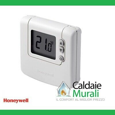 Honeywell Termostato Ambiente Digitale Dt90 Con Display Lcd