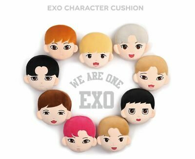 Exo Sm Official Goods Character Cushion + Photocard Photo Card Sealed