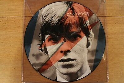 """David Bowie """"Shape Of Things To Come"""" 7""""  Picture Disc Vinyl Brand New"""
