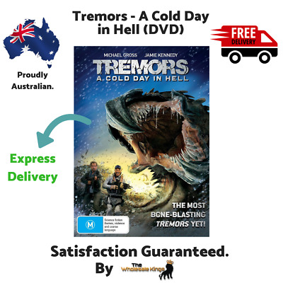 Tremors - A Cold Day in Hell DVD Directed by Don Michael Paul - Express Delivery