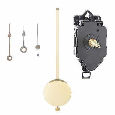 Walnut Hollow Pendulum Clock Movement for 3/4-inch Surfaces, Small