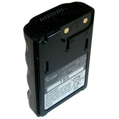 Icom Battery f/M1V 15 to 16 hours of operating Time & Stores Charge Longer