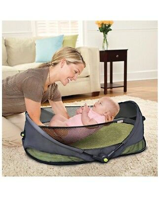 Munchkin Travel Fold And Go Bassinet