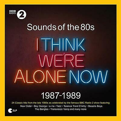 Various Artists - Sounds Of The 80s I Think Were Alone Now (1987-1989) (Vinyl)