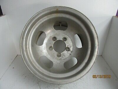Vintage retro Slot Mag Wheels 14x9 Americam Racing Indy Western appliance style