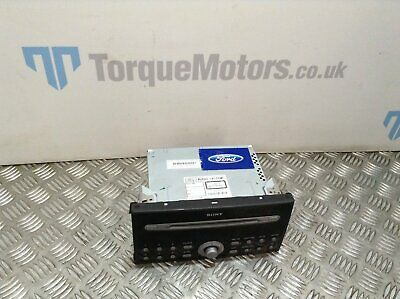 Ford Focus ST225 MK2 CD/Radio Stereo with code