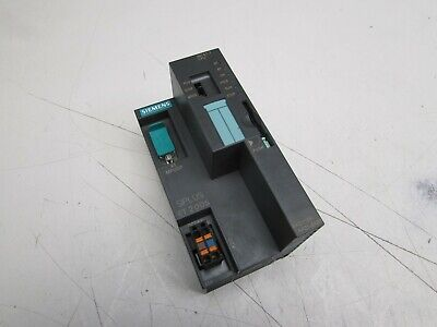 Siemens Siplus Et200S Im151-7 Cpu 6Ag1151-7Aa21-2Ab0 Estand:02 Xlnt Used Takeout
