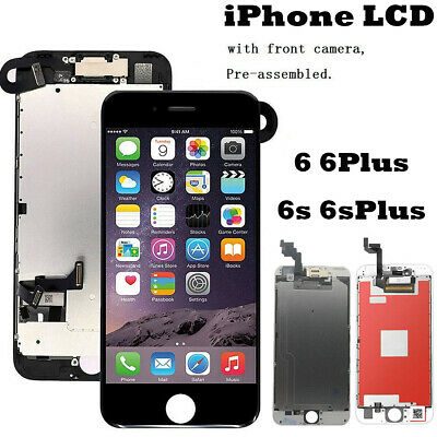 For iPhone 6 6P 6S 6s P LCD Screen Digitizer Display Replacement Full Assembly