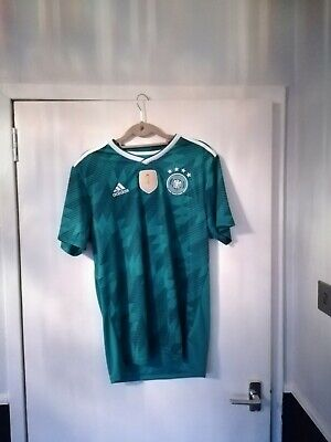 Germany National Team  Adidas Away Shirt (World Cup 2018 - New with Tags):