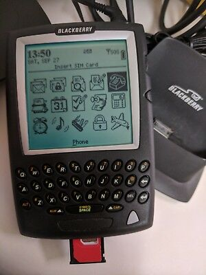 Working RIM BlackBerry 5820 AKA R900  collectors item RARE