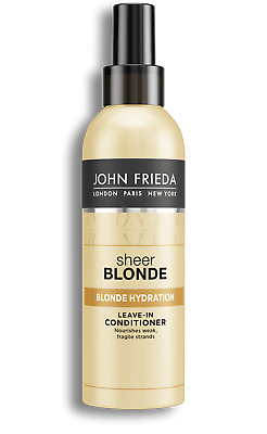 John Frieda Sheer Blonde Hydration Leave in Conditioner 1x200ml NEW