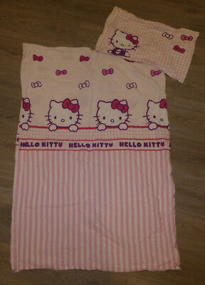 Baby Bettwäsche Hello Kitty Renforcé 100 X 135 Cm Eur 15