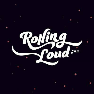 Rolling Loud 3-DAY Tickets - May 2019 Weekend Pass Wristbands Miami - 1,2,3